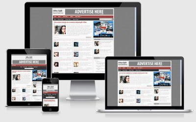 Template Responsive SEO Friendly Johny Ajaib.