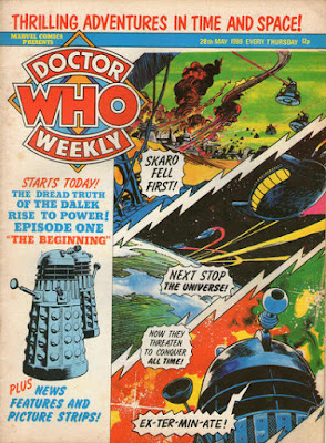 Doctor Who Weekly #33, Daleks
