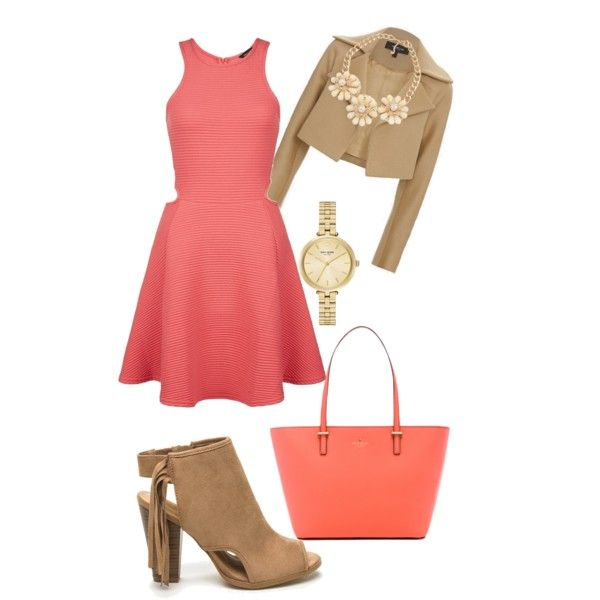 Girly look