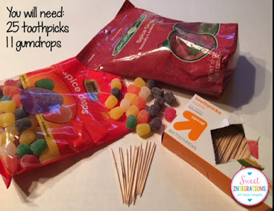 Try these easy STEM activities with yummy gumdrops. Your students will have fun stacking and graphing, making stained glass, domes with toothpicks, and experiment with dissolving gumdrops.