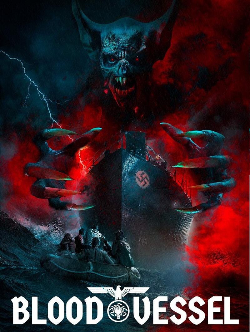 Galaxy Fantasy: Tráiler de terror vampírico BLOOD VESSEL ambientado en la Segunda Guerra Mundial