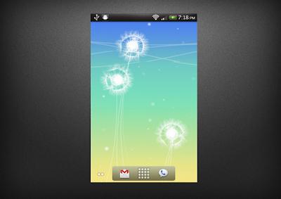 3d Fireflies Live Wallpaper Apk Ez K 225 Pr 225 Zatos 35 201 Lő H 225 Tt 233 Rk 233 P Androidra Droidground
