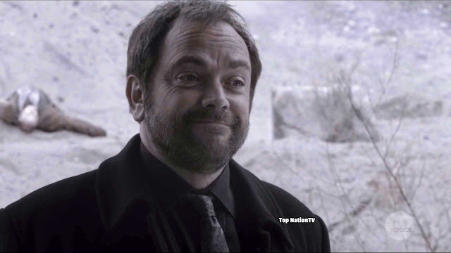 Crowley Sacrificed Himself
