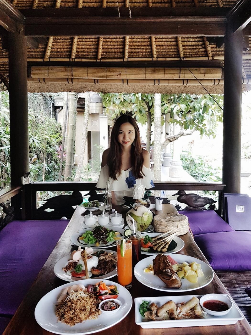 famous restaurant in ubud bali