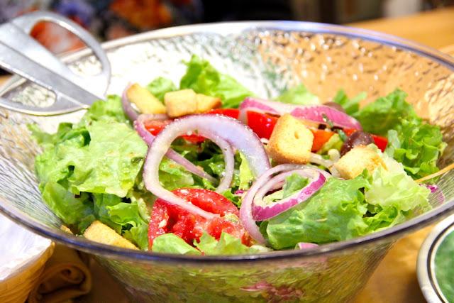 Onde comer muito bem em Orlando Olive Garden
