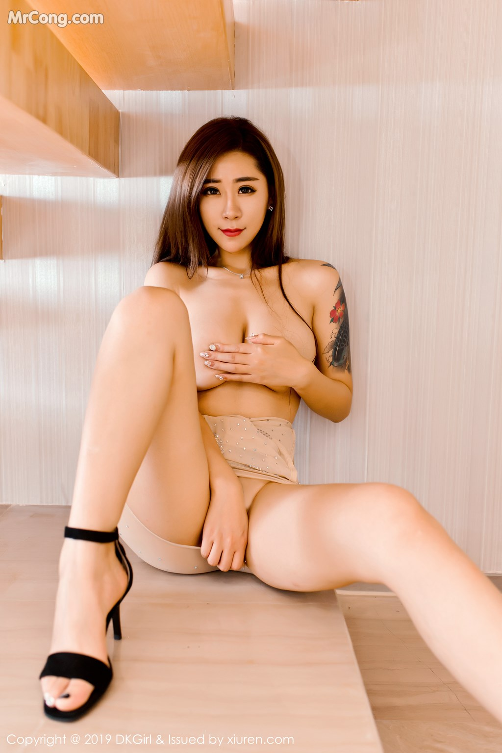 Image DKGirl-Vol.109-Cier-MrCong.com-012 in post DKGirl Vol.109: 雪儿Cier (49 ảnh)