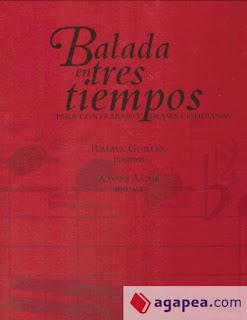 Rafael Guillén, Balada en tres tiempos, por Guillermo de Jorge