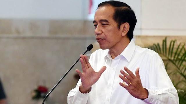 Jokowi: Saya Ingin Semua Kelihatan Sibuk Sana-Sini sehingga Aura Krisisnya Ada