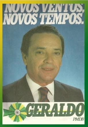 Resultado de imagem para Geraldo Melo 1986