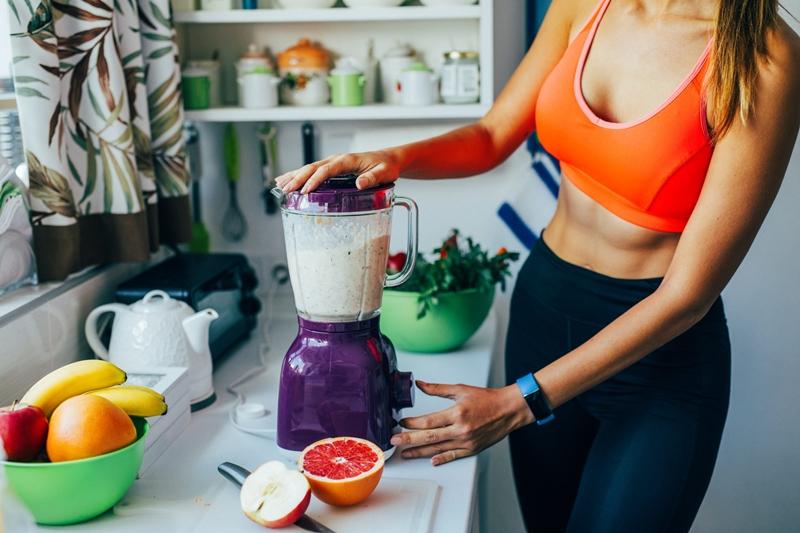 Egzersiz yapanların mutlaka tüketmesi gereken besinler!