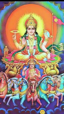 Aditya Hrudaya Mantra Lyrics Santhapa Nashakaraya Namo Namaha