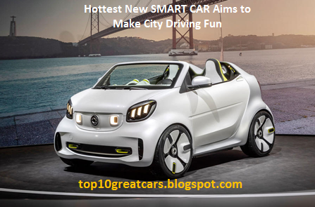 The World Today Is Becoming Too Smart Hot Cars Are Now Replacing Old Dull On Our Roads Forease Concept Follows Same