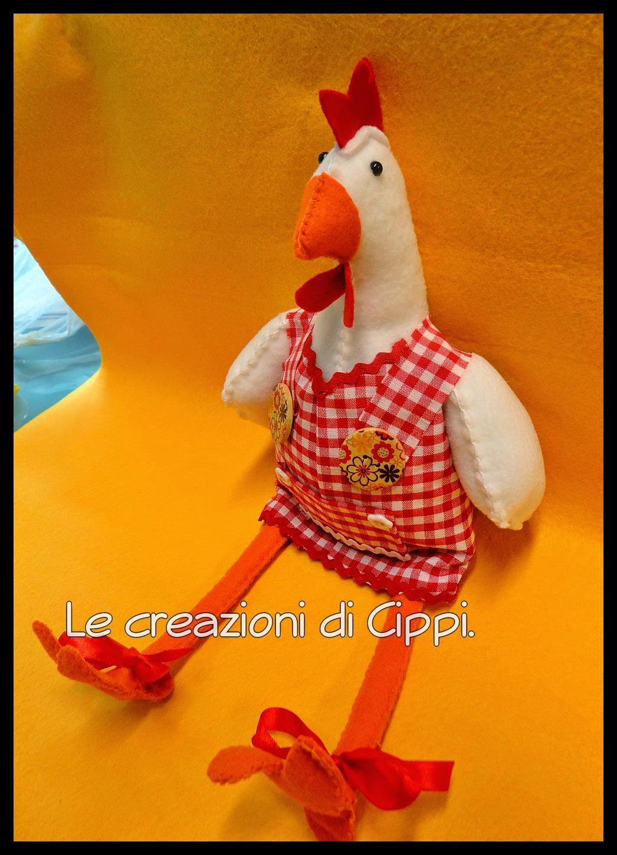 Le creazioni di cippi gallina in pile decorazione per la for Creazioni per la casa
