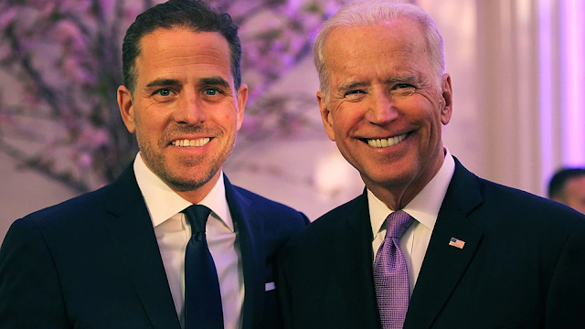 Hunter Biden's Weird Artwork To Get NYC Exhibition, Expected To Fetch $1 Million
