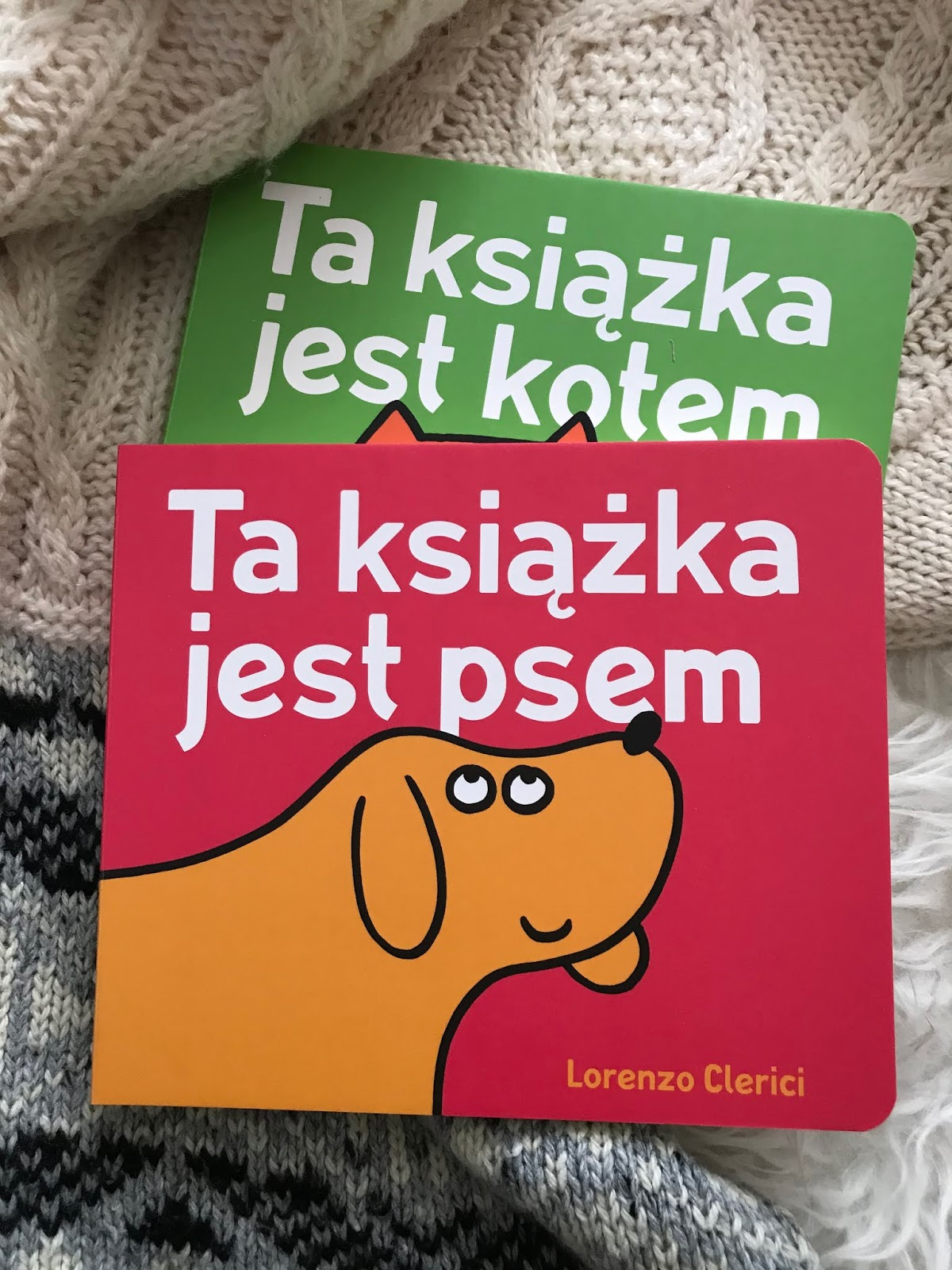 Lorenzo Clerici, Ta książka jest psem