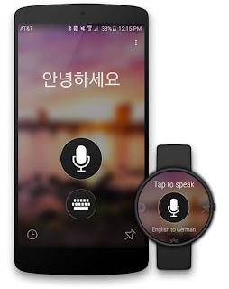 Microsoft Translator app released for Android, iPhone, Android Wear and Apple Watch