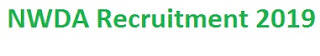NWDA Recruitment 2019-at www.nwda.gov.in 73 LDC, JE, JA, Steno Vacancies   Online Application Form