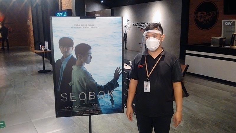 CGV 23 Paskal Gelar Nobar Gala Premier Film Seobok dengan Wartawan