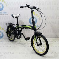 Sepeda Lipat Exotic ET16-2026-MK 16 Inci