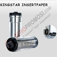 Stainless Steel Insert Paper Tumbler - Kingstar CO 319