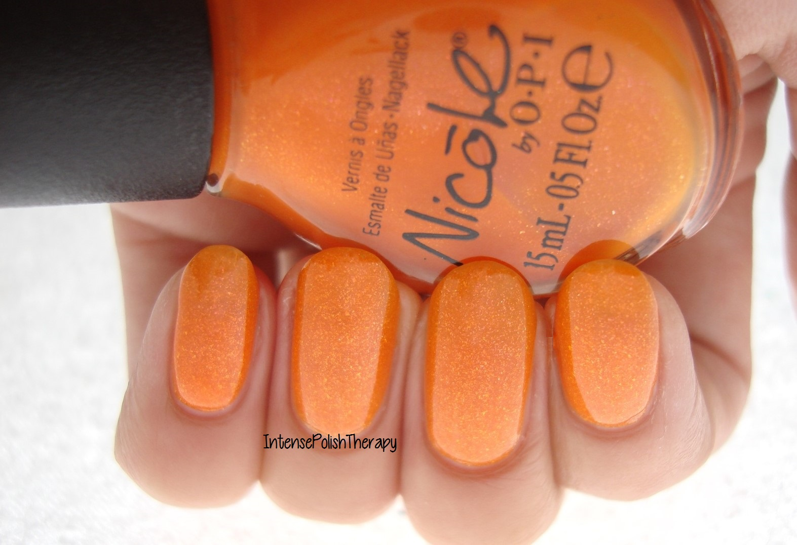 Nicole by OPI - Fresh Squeezed
