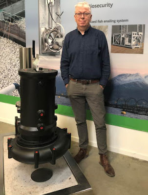 Landia pumps for anaerobic digestion and biogas – ensuring global reach with online meetings