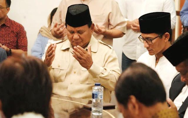 Novel Bamukmin Sebut Prabowo akan Pimpin Ifthor Akbar 212