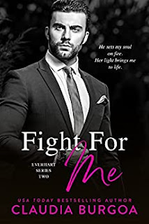 Fight For Me by Claudia Burgoa