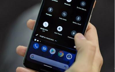 Saat Google mendorong keluar beta demi beta Android Q Cara Mengalihkan Navigasi Gesture Android Q ke Tombol Lama