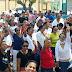 Evangélicos de Puerto Plata realizan concentración para orar por el país
