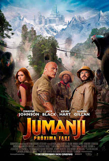 Review – Jumanji: Próxima Fase