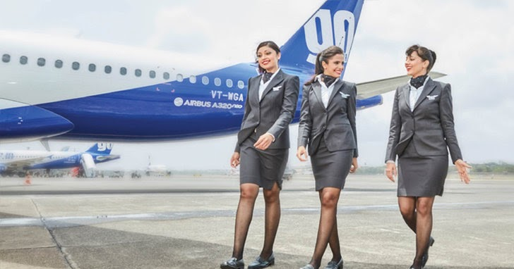 Airline Job News: Job Available In Go Air ! Apply Now Online