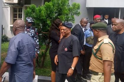 Fraud : Former Abia State Governor, Orji Uzor Kalu Jailed
