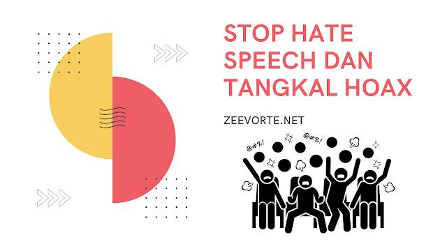 Mari Lindungi Privasi Anda Dan Tangkal Hoax, Stop Menyebarkan Hate Speech Dan Persekusi