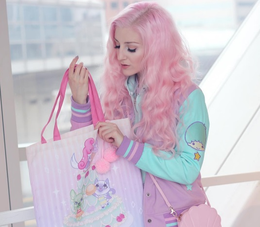 Instagram albinwonderland kawaii fashion