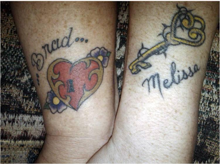 Couple Wedding Tattoos Ideas All Tattoo Idea