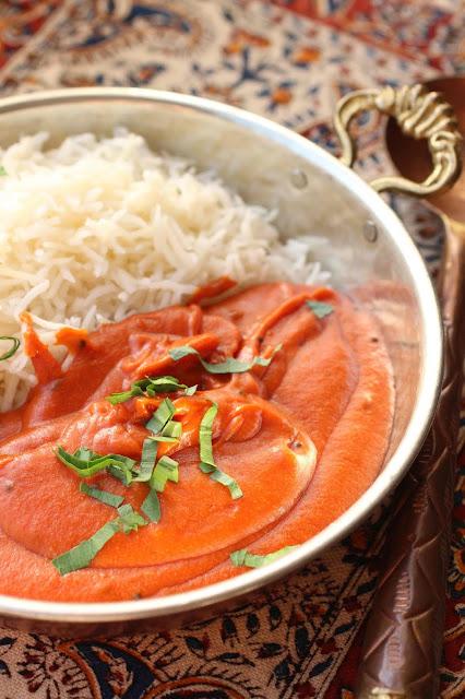 tomate farine de pois chiches