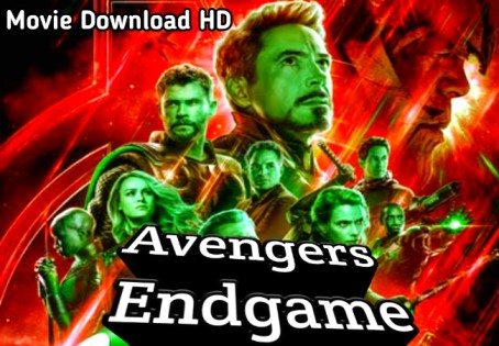 Avengers: Endgame Full Movie Download 1080p