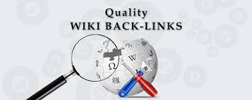 How to get backlinks from Wikipedia