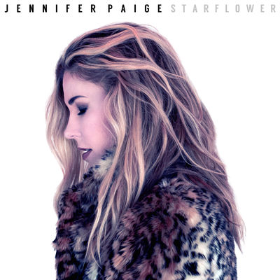 Jennifer Paige - Starflower - Album Download, Itunes Cover, Official Cover, Album CD Cover