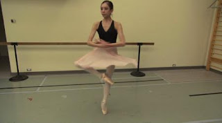 Ballerina kids talk about D. Dance started with the letter D. D is for Dance. Sesame Street Alphabet Songs