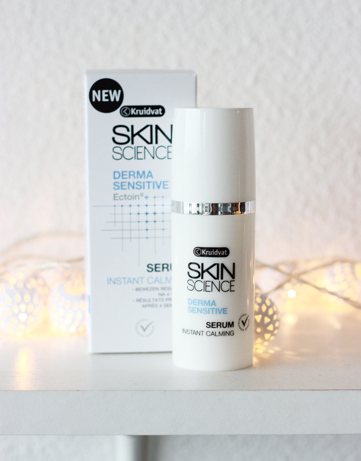 Kruidvat Skin Science Instant Calming Serum review