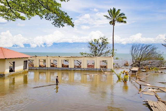 INONDATIONS | L'OIM au chevet du Burundi