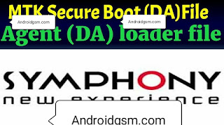 How To Download Symphony MTk Agent (DA) Loader Unlock Tool Latest Update 2020 Free Password To AndroidGSM