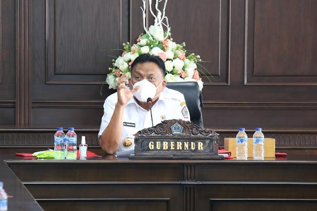 Olly Dondokambey Bicara Perda COVID-19 Saat Rapat Bersama Forkopimda Sulut.lelemuku.com.jpg