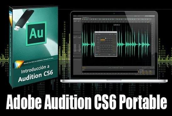 تحميل برنامج Adobe Audition CS6 Portable عملاق الهندسة الصوتية بنسخة محمولة مفعلة بحجم صغير للنواتين 32 و 64