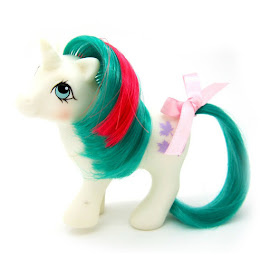 My Little Pony Baby Gusty Year Four European Play and Care II G1 Pony