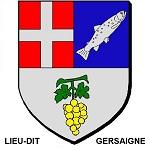 Hameau de Gersaigne, Frangy, Haute-Savoie