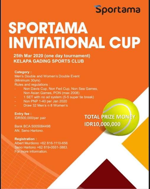 SPORTAMA INVITATIONAL CUP
