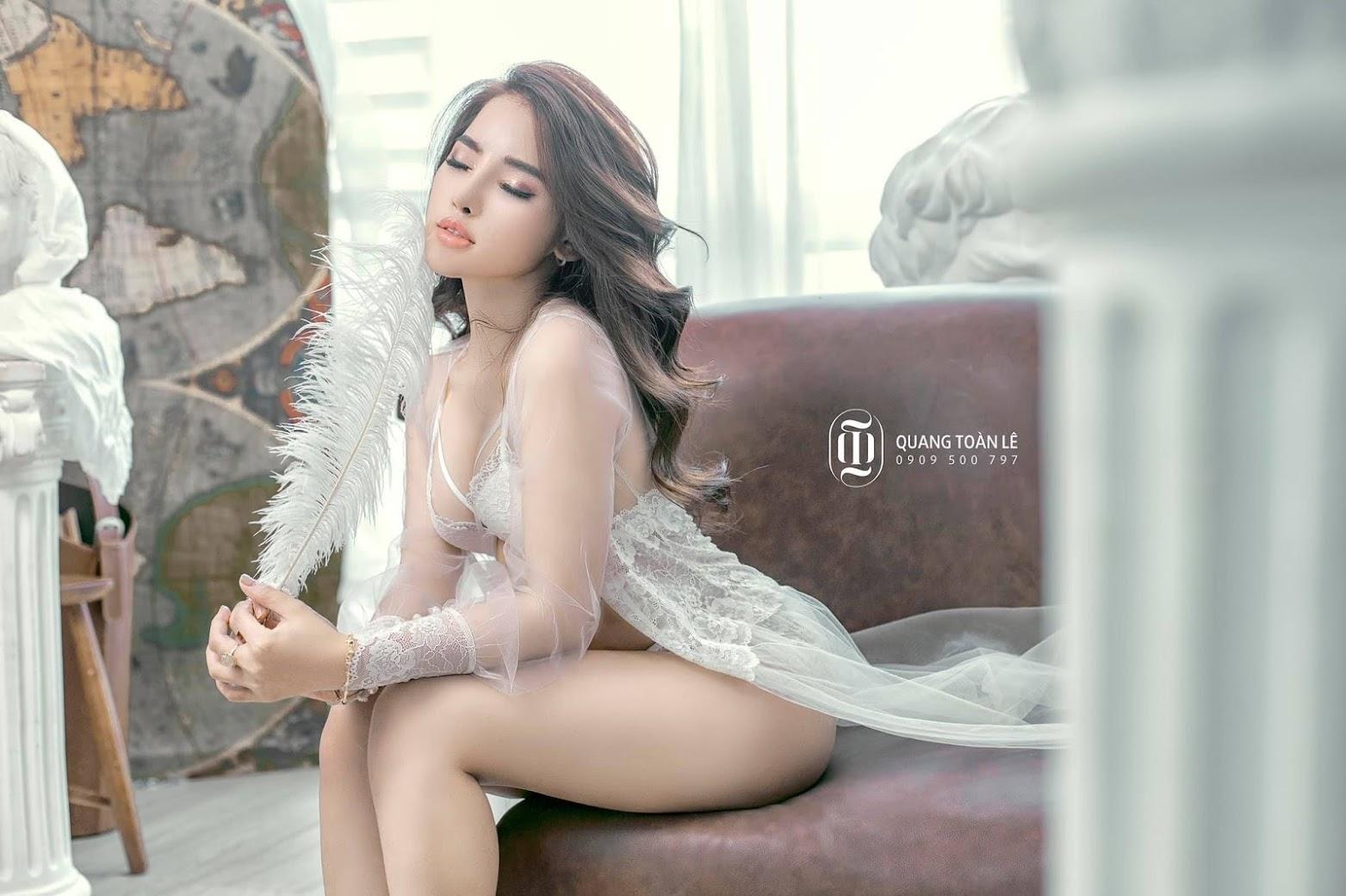 Hot Girls ♔♔…Vũ Thu Hương, - Trang 25